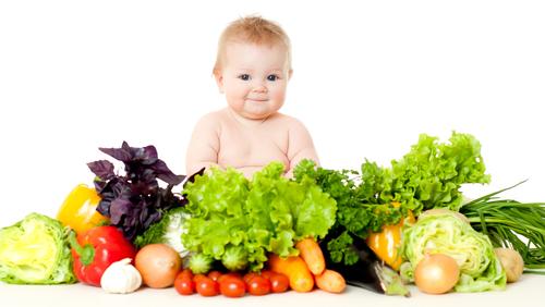 Perhatikan makanan anak